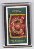 9th LANCERS DRUM COLOURS FRIDGE MAGNET